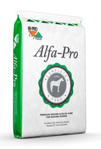 Alfa-Pro aids in post-op colic recovery