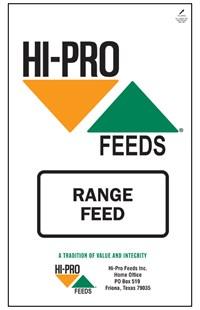 Range Feed Bag