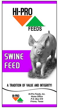 Swine Feed Bag