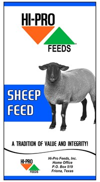 Sheep Feed Bag