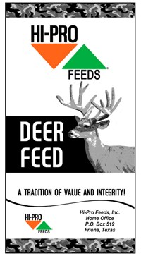 Deer Feed Bag