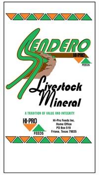 Sendero Livestock Mineral Bag