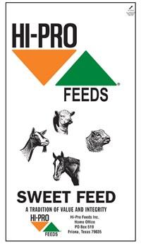 Sweet Feed Bag