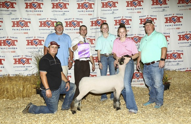 Connelly Twins at Heart of Texas competition