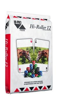 Hi-Roller 12 Textured Bag