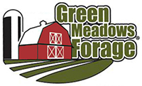 Green Meadows Forage Logo