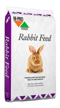 Rabbit Food bag
