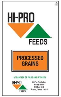 Processed Grains Bag