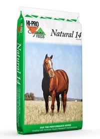 Natural 14 Feed Bag