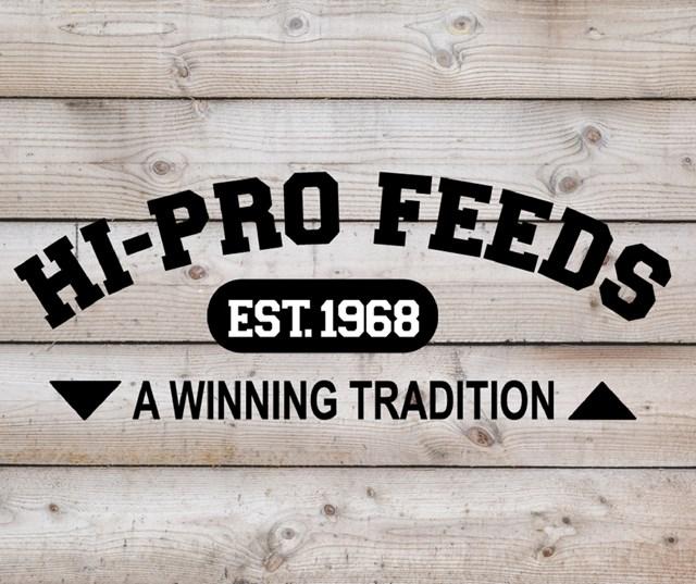 Hi-Pro Feeds Show Feeds Logo