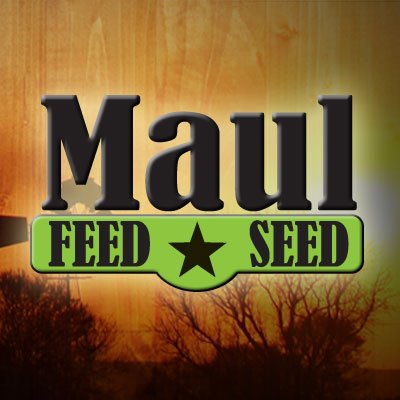 Maul Feed and Seed logo