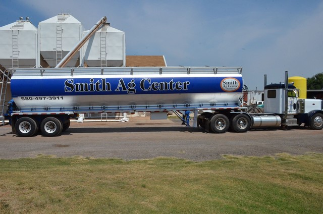 Smith Ag Feed Truck