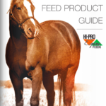 Cover of Equine Premiun product guide